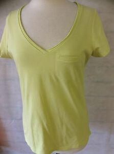 Womens M/&S Pure Cotton Jersey Green Floral Lace Top Size12-10-12-14-18-16 Blouse