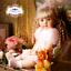Reborn-Toddler-Baby-doll-Girl-22-039-039-Soft-Vinyl-Newborn-Realistic-Lifelike-gifts thumbnail 1
