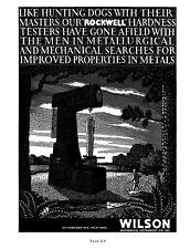 Rockwell Hardness Metal Tester