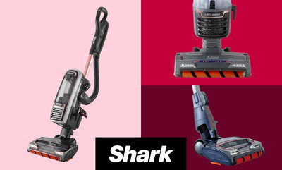 Save up to 40% on Shark Vacuum Cleaners