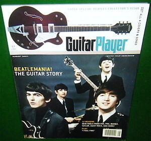 Beatles-Paul-McCartney-John-Lennon-George-Harrison-2004-Guitar-Player-Magazine