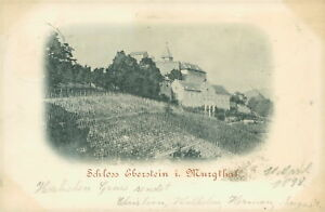 Ansichtskarte-Eberstein-i-Murgtal-1898-Nr-759