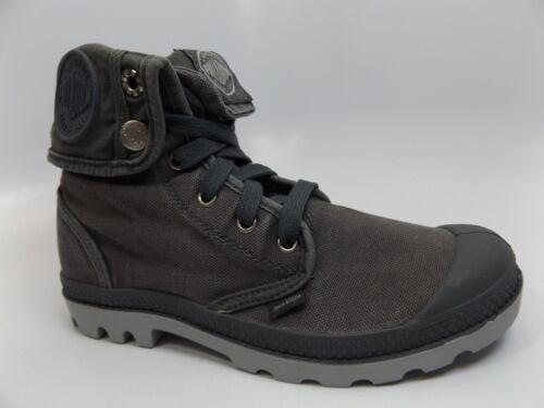 Lona Nuevo Zapatillas Talla Gris 6 Palladium M 5 Holgado D8906 Mujer cnIU6W6