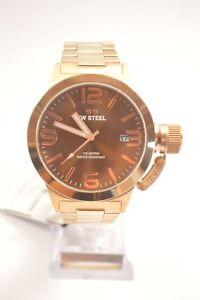 TW-STEEL-CB191-CANTEEN-ROSE-GOLD-TONE-MEN-039-S-WATCH