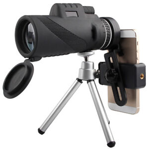 5ZOOM-High-Power-Prism-Monocular-Telescope-Free-Shipping