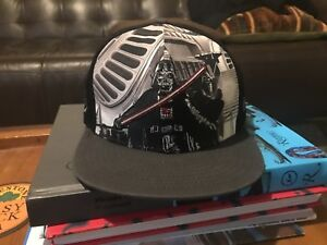 Star Wars Darth Vader Dark side new era snapback baseball cap  75a8d4fcb714