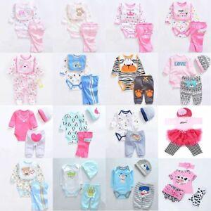 Lifelike-Baby-Dolls-Romper-Dress-Clothes-for-22-039-039-23-039-039-Reborn-Baby-Girl-Boy-Doll