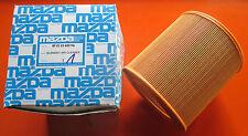 original Mazda,RF03-23-603 9A,Filter,Luftfilter,626-2,II,2.0l.D,Diesel,´83-´87,