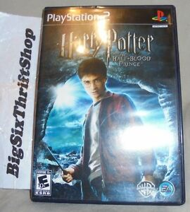 Harry Potter And The Half Blood Prince Sony Playstation 2 2009