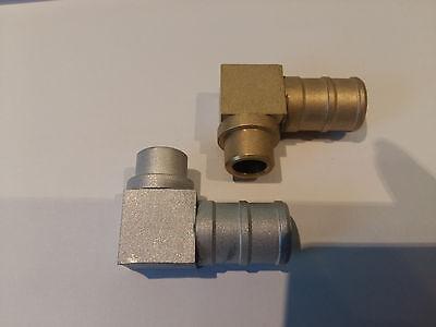 Voltran V-SGI Wasseranschlüsse Autogas LPG Verdampfer
