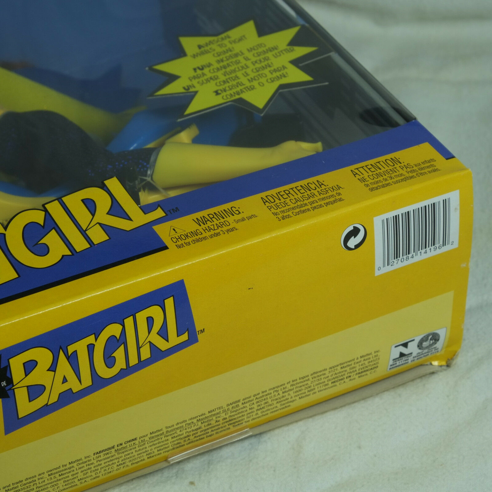 BARBIE AS BATGIRL WITH MOTORCYCLE MOTORCYCLE MOTORCYCLE b5a935