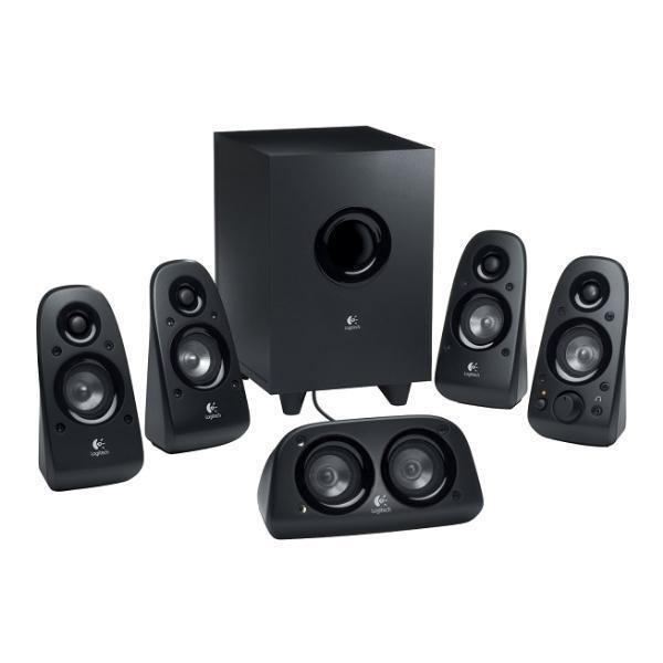Logitech Z506 5.1CH Surround Sound Speakers System