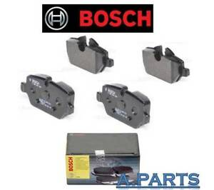 BOSCH-BREMSBELAGSATZ-HINTERACHSE-BMW-1ER-E81-E87-3ER-E90-E92