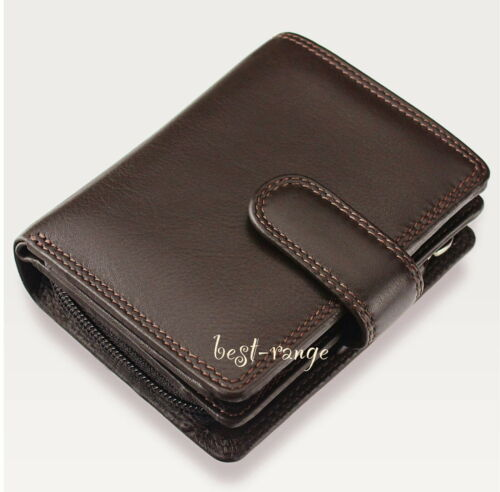 Small Purse Soft Leather Visconti Compact Wallet New in Gift Box HT31