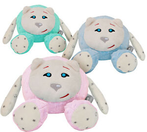 baby toy szumisie cuddly soft plush bear with white noise and cry sensor ebay. Black Bedroom Furniture Sets. Home Design Ideas