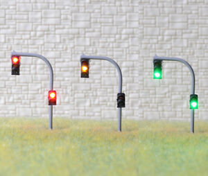 2-x-traffic-lights-N-crossing-walk-model-LED-pedestrian-street-signals-BB3C2NR