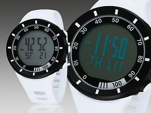 OHSEN-Mens-Waterproof-Military-Stopwatch-Sport-Run-Quartz-Digital-Watch-White