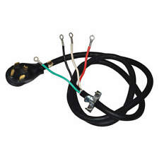 Whirlpool Pt400l Four Wire 30 Amp Dryer Power Cord4 Ft
