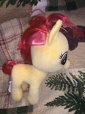 "Build a Bear Apple Bloom My Little Pony Fuchsia Tutu 10/"" Mini Cutie Crusader MLP"