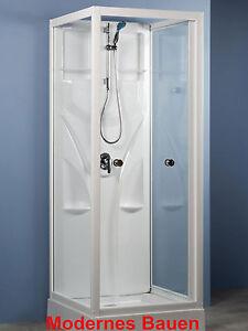 komplettdusche juist fertigdusche fronteinstieg auch mit externer pumpe boiler ebay. Black Bedroom Furniture Sets. Home Design Ideas
