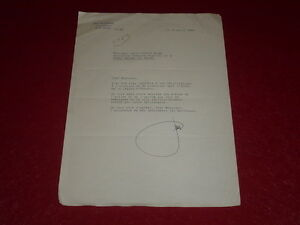 Coll-J-DOMARD-SPORTS-LETTRE-SIGNEE-PAUL-RICARD-1986