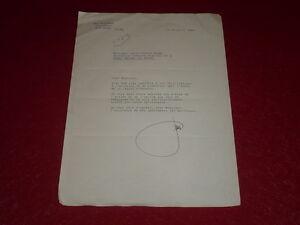 Coll-J-DOMARD-SPORTS-LETTRE-SIGNEE-PAUL-RICARD-1986