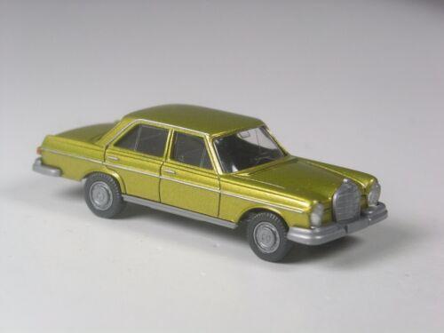 Wiking C/&I Sondermodell Mercedes 280 SE gold metallic Restbestände