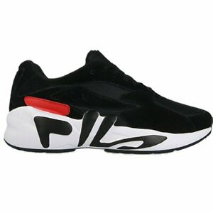 Details about Fila Mindblower Shoes Black Men