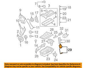 s l300 vw volkswagen oem 05 08 jetta engine oil filter housing 06d115408b