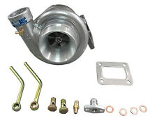 CXRacing GT35 Turbo Charger, T4 Exhaust ,Oil and Water Cooled .70 A/R Compressor