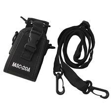 MSC-20A Walkie Talkie For Yaesu Icom Motorola GP328 CB Radio Case Holster
