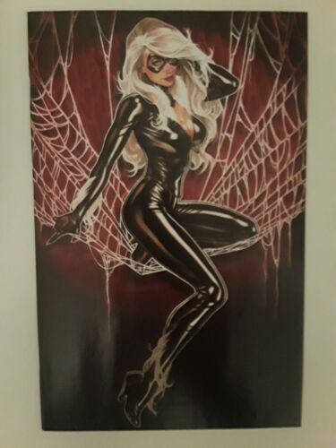 AMAZING SPIDER-MAN #1 NM MARK BROOKS BLACK CAT VIRGIN VARIANT COVER C
