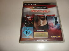 PlayStation 3 Devil May Cry-HD Collection [Classics HD]