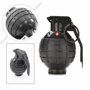 Durable-Toy-Grenade-Toy-Ammo-Game-Bomb-Launcher-Blast-Replica-Military-nj
