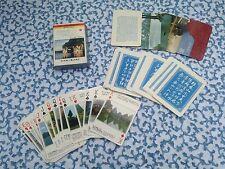 Rare China Tourism Souvenir Li River, Guilin Playing Cards Deck Collectible EUC