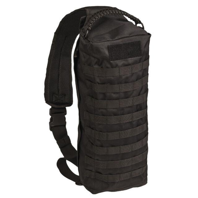 Bag Backpack Rucksack Gym Sack School Army 7L New Hextac Sportsbag Black