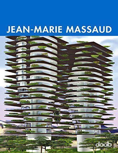 Jean-Marie Massaud Daab hardback mutilingual edition NEW CONDITION sealed