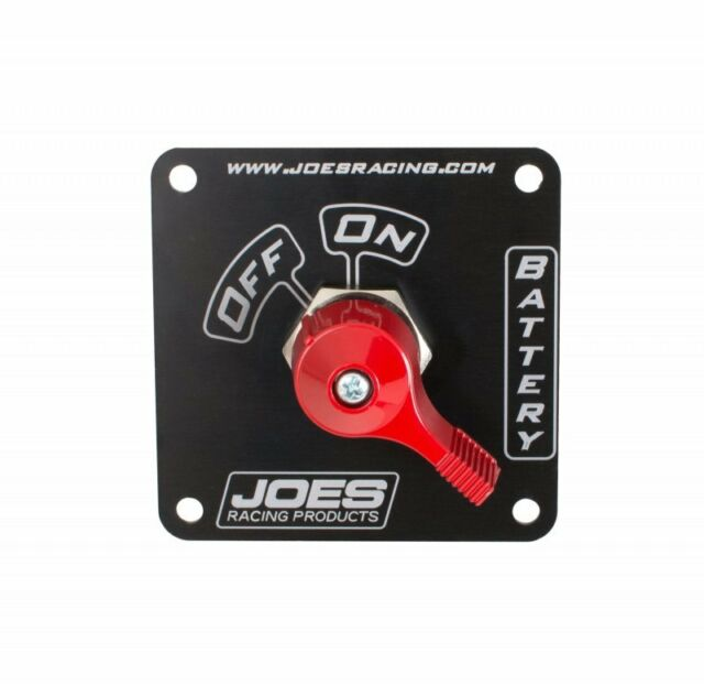 Joes Racing Products 46200 2 Terminal Battery Disconnect Switch Ebay