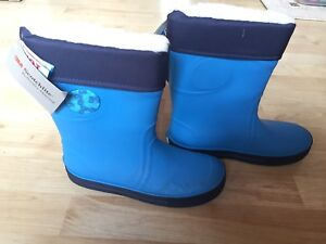 Horka Kinder Regenstiefel neu Stiefel PVC Gummistiefel Pferd Pony blau rosa