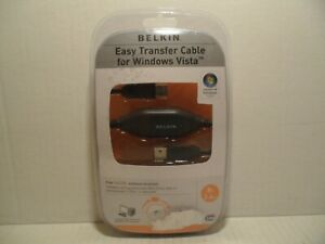Belkin-Easy-Transfer-Cable-for-Windows-Vista-New-and-Sealed