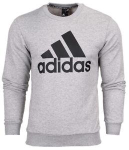 adidas Must Haves Badge of Sport Crew Sweatshirt Herren