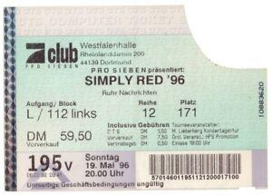 Simply Red Dortmund