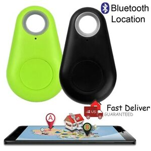 Bluetooth Wireless Anti-lost Tracker Alarm GPS Child Pet Key Location Finder US