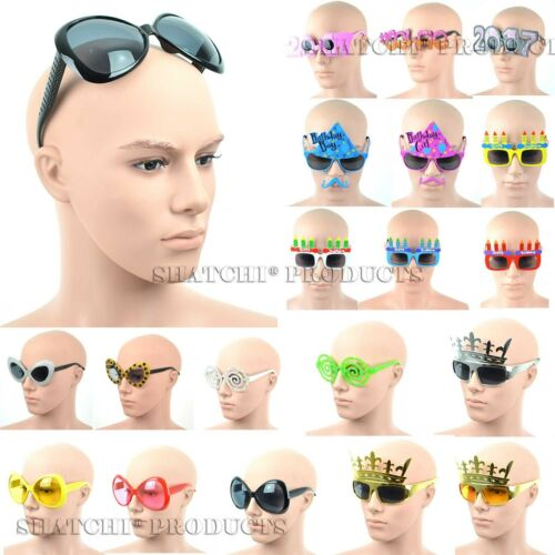 Party Glasses Birthday Anniversary Photo Booth Fancy Costume Accessories