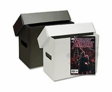 Short Comic Storage Box - Plastic --Set of 10-