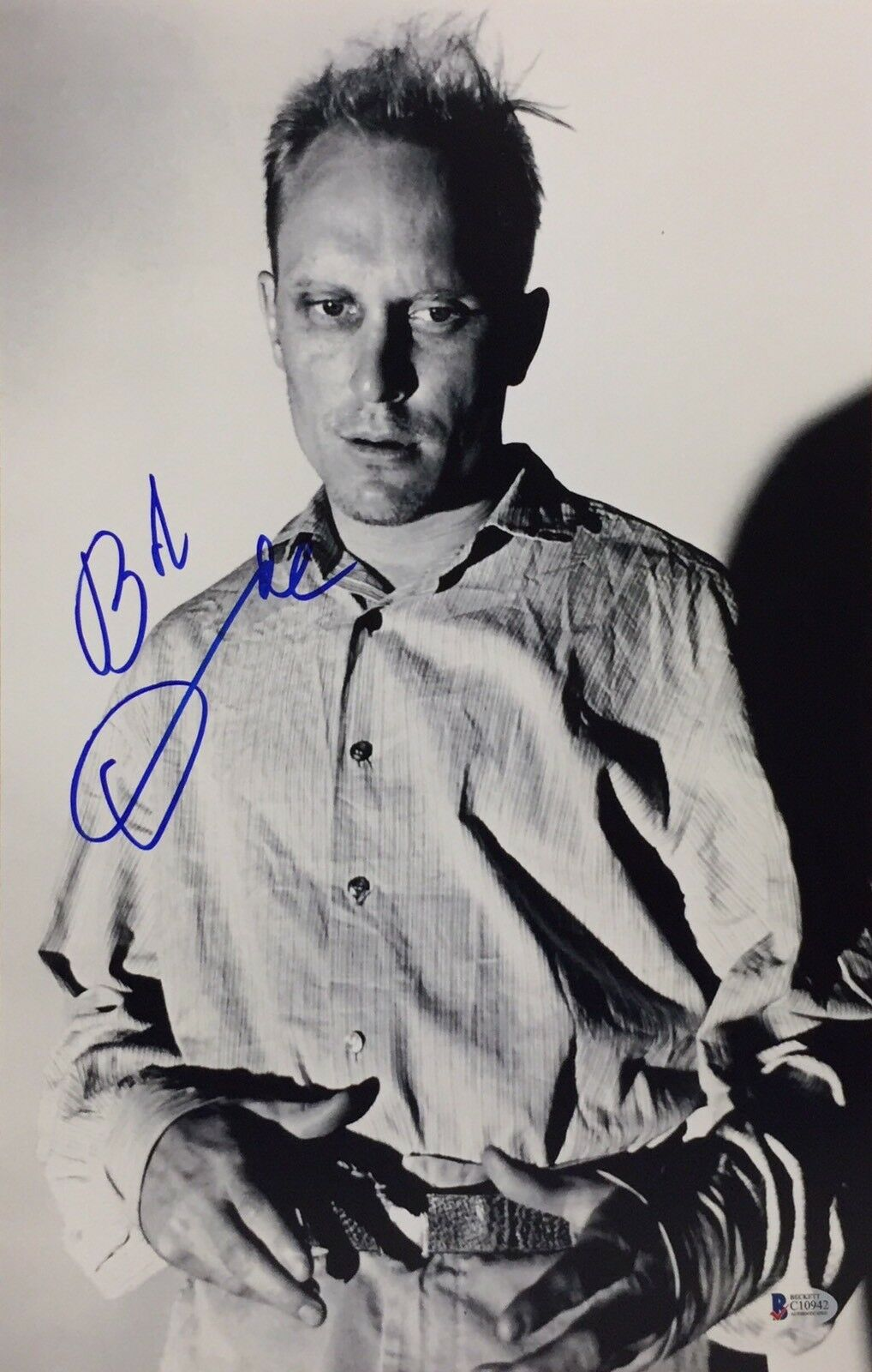 Robert Duvall Signed 11x17 Photo Beckett C10942