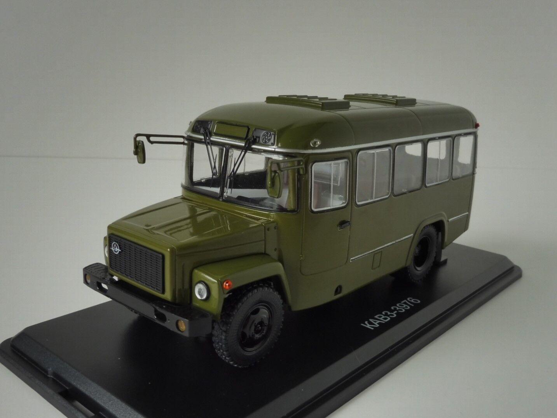 KAvZ-3976 1 43 Start Start Start Scale Models SSM4027 KAvZ KAB3-3976 ARMY Bus Militär b69c34