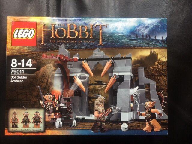 Lego The Hobbit Set 79011 Dol Guldur Ambush Beorn Brand New Sealed