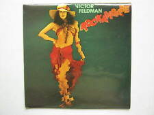 VICTOR FELDMAN - ROCKAVIBABE LP UK 1ST PRESS EX 1974 NM