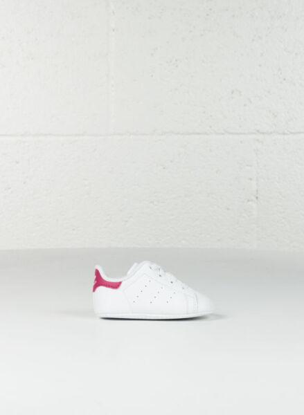 a2c5989406b8 Adidas Stan Smith crib Baby 2023 17 Bianco